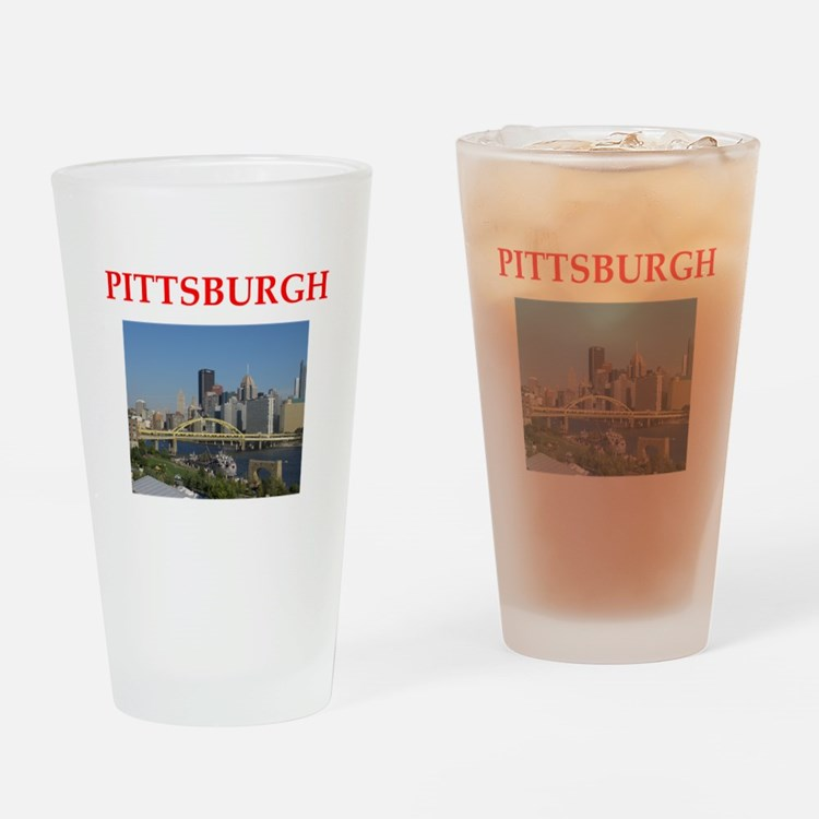 pittsburgh Pint Glass