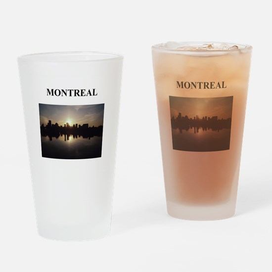 MONTREAL Pint Glass