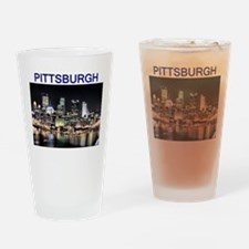 pittsburgh gifts and tee-shir Pint Glass