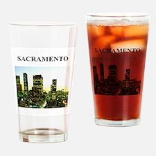 SACRAMENTO Pint Glass