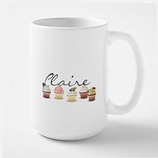 Cupcake Claire Mug