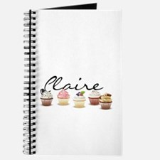 Cupcake Claire Journal