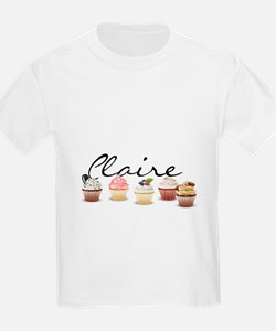 Cupcake Claire T-Shirt