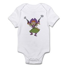 Annie Oakley Infant Creeper