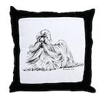 Shih Tzu Throw Pillow