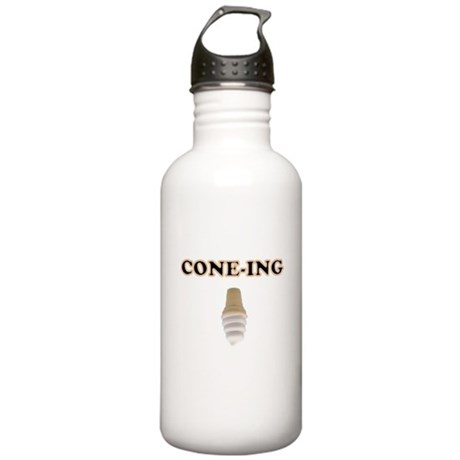CONE-ING Stainless Water Bottle 1.0L