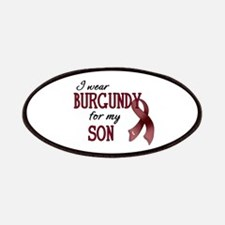 Wear Burgundy - Son Patches