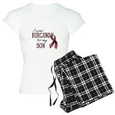 Wear Burgundy - Son Pajamas