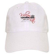 Will & Kate Canadian Tour Baseball Cap