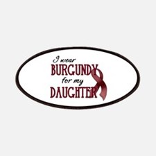 Wear Burgundy - Daughter Patches