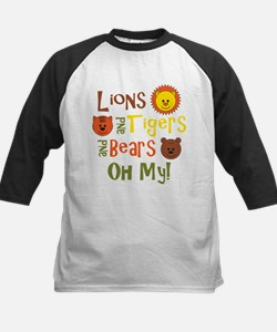 Lions & Tigers & Bears! Oh My Tee