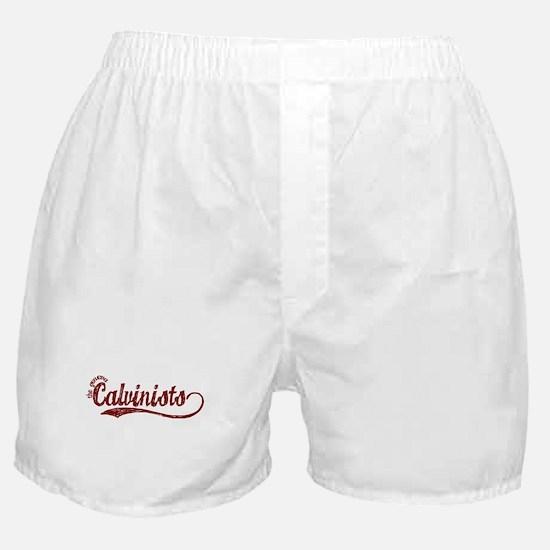 Geneva Calvinists Boxer Shorts
