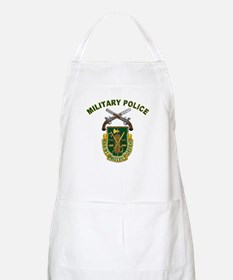 US Army Military Police Crest Apron