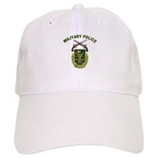 US Army Military Police Crest Baseball Cap