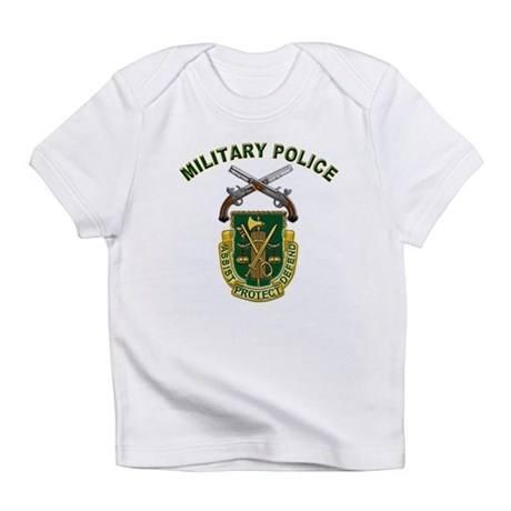 US Army Military Police Crest Infant T-Shirt