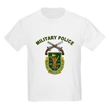 US Army Military Police Crest T-Shirt