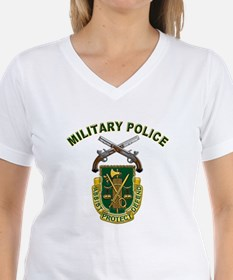 US Army Military Police Crest Shirt