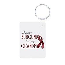 Wear Burgundy - Grandma Keychains