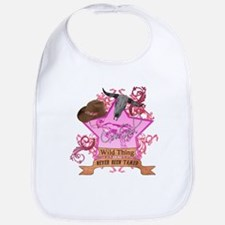 CowGirl Wild Thing never been Bib