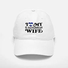 I Love My El Salvadorian Wife Baseball Baseball Cap