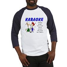 Karaoke Baseball Jersey