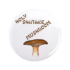 "Holy Shiitake Mushroom 3.5"" Button (100 pack)"
