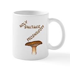 Holy Shiitake Mushroom Mug