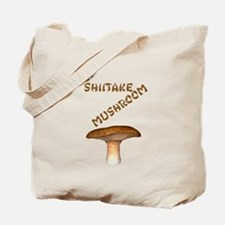 Holy Shiitake Mushroom Tote Bag