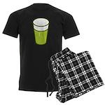 St Patrick's Day Men's Dark Pajamas