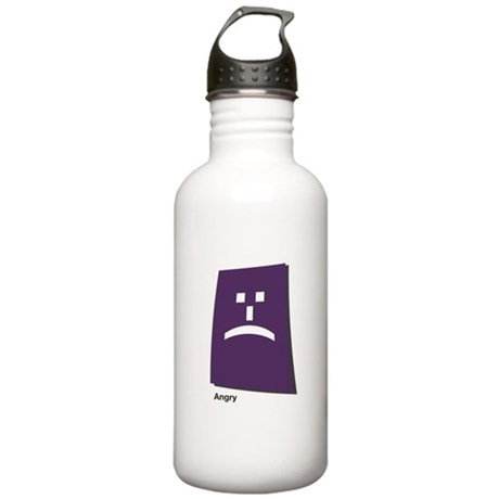 angry Stainless Water Bottle 1.0L