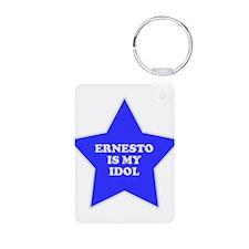 Ernesto Is My Idol Keychains
