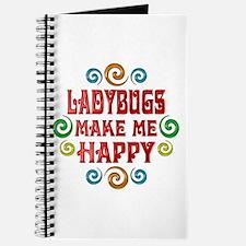 Ladybug Happiness Journal