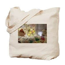 Cute Inspection Tote Bag