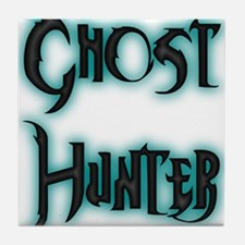 Cool Ghost hunters Tile Coaster