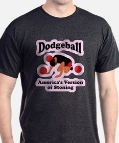 Dodge Ball America's Version T-Shirt