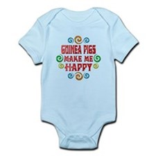 Guinea Pig Happiness Infant Bodysuit