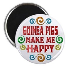 Guinea Pig Happiness Magnet