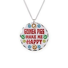 Guinea Pig Happiness Necklace