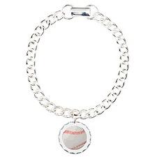 Baseball Symbol Bracelet