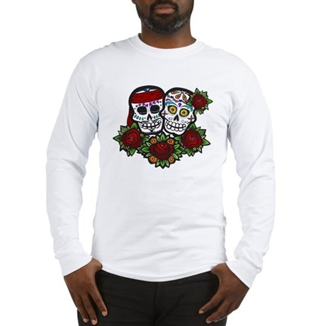 JackMuertoColor Long Sleeve T-Shirt