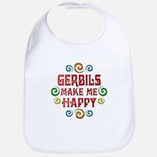 Gerbil Happiness Bib