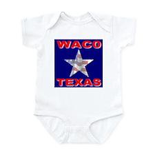 Waco Texas Infant Creeper