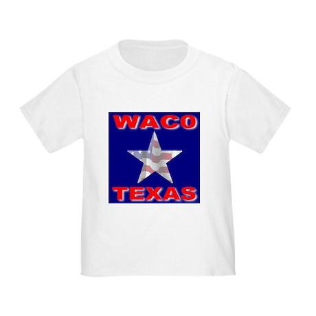 Waco Texas Toddler T-Shirt