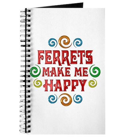Ferret Happiness Journal