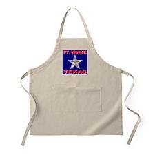 Ft. Worth Texas BBQ Apron