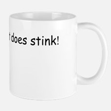 Your Shit Does Stink Mug