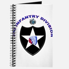 US Army 2nd Infantry Division Journal