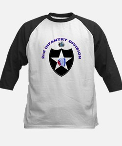 US Army 2nd Infantry Division Tee