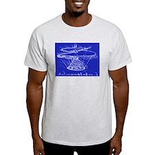 Artzsake blueprint T-Shirt