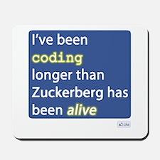 Coding longer Mousepad